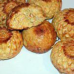 recette Dome de poireaux au crabe, sauce citronnée
