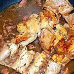 recette Rables de lapin farcis au confit d'oignon
