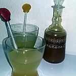 recette Sirop de clémentines