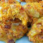 recette Cookies de légumes