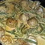 recette Boulettes de bœuf sauce Tandoori