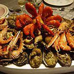 recette plateau de fruit de mer