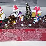 recette Buche de Noel mascarpone creme de marron
