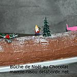 recette Bûche de Noël Traditionnelle