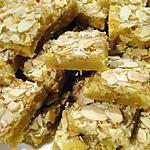 recette Biscuits au beurre et à l'amaretto