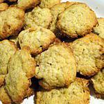 recette Biscuits croquants aux bananes