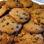 recette Biscuits aux myrtilles