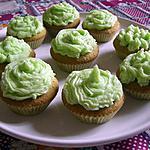 recette cupcakes à la pistache