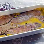 recette Terrine de foie gras aux poires