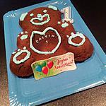 recette Mon deuxiéme gâteau d'anniversaire *ourson* pour souffler ma premiére bougie