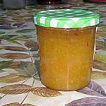 recette CONFITURE D' ORANGES AUX EPICES