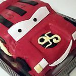 recette Gâteau Cars