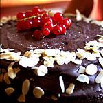Gâteau triplement chocolat