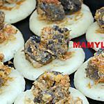 recette Blinis aux escargots à la provençale