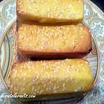 recette GOUGÈRE AU FROMAGE DE BREBIS, sans gluten, sans œufs, sans levure avec variante sans lait