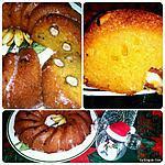 recette Pain d'épices moelleux au potiron et noisettes