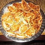 recette feuilletés au chorizo                           sur plateau apéritif