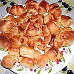 recette D'AUTRES PETITS FEUILLETES
