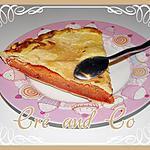 recette Galette aux pralines roses