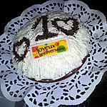 recette Mon premier gâteau d'anniversaire de ma Mamie Gâteau