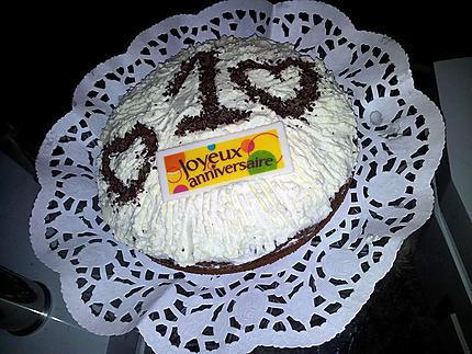 Mon Premier Gâteau Danniversaire De Ma Mamie Gâteau La Popotte