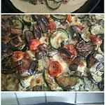 recette repas entre la Pizza et la Quiche