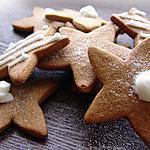 recette Biscuits en pain d'épice et son glaçage