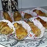 recette Baklawa rolls