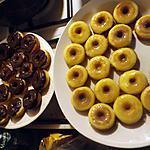 recette Donuts moelleux pour machine