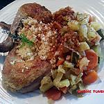 recette Pintadeau aux légumes d'hiver mijotés