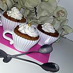 recette Cupcakes tasses au beurre de cacahuète