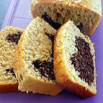 recette Cake amande chocolat (compatible dukan)