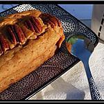 recette Pear Bread aux noix de pécan et sirop d'érable