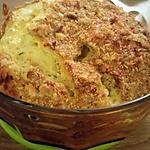 recette ~ Flan d'asperges ~