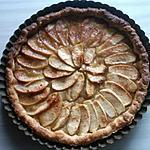 recette Tarte pommes-cannelle