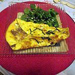 recette omelette festive  recette vue chez tony gomez