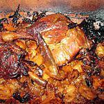 recette cuisses de canard  confites