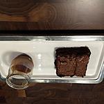 recette Brownies au caramel à la fleur de sel