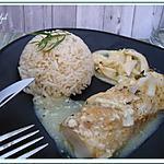 recette Dos de Cabillaud moutarde et estragon de Anette 7024