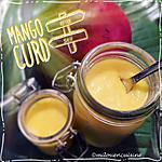 recette Mango curd