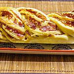 recette Brioche jambon fromage