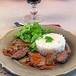 recette Magret de canard marinade soja gingembre