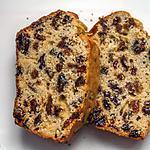 recette Gâteau du matin aux raisins