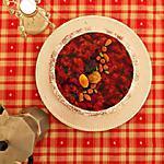 recette Tarte au vin chaud