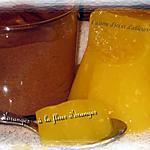 recette Terrine d'orange à l'eau de fleur d'oranger