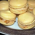 recette Macarons façon tarte tatin