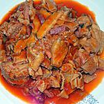 recette Tripes à la provençale (compatible dukan)