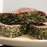 recette La Touchia (Omelette de Blettes)