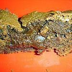 recette FONDANT AU CHOCOLAT ET CARAMEL