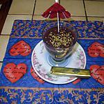 recette Crème chocolat façon danette , du blog croquant , fondant , gourmand